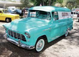 1956 Chevrolet Delivery Panel Truck | Panel Trucks | Pinterest ...