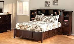 King Size Platform Bed With Headboard by King Size Storage Beds King Size Storage Bed Frame Full Size Of