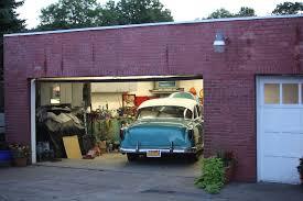 Garage Ruth E Hendricks Photography Uncle Franks Chevy 2 Interior Design Degree New York