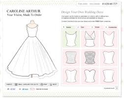 Perfect Design Your Own Wedding Dress Game 96 In Unique Wedding