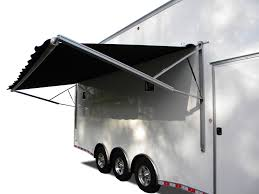 Custom Trailer Awnings - 28 Images - Custom Race Trailer Awning ... Gh Jumbo Windout The Awning Company Racarsdirectcom Race Transporter 2 Deck Office Kitchen Upgraded To Enclosed Trailer How Outfit Rennlist Porsche Bruce Custom Awnings Dometic Fabrics Iveco Truck And Race With Awnings Touch Of Class Trailers Advantech Mti Rear Ramp Door And Flapover Asta Car Rv Accsories Cargo Trailer Shadepro Inc