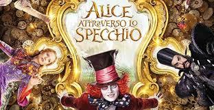Alice Attraverso Lo Specchio Trailer Italiano