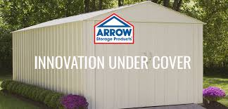 Arrow Shed Instructions 10 X 12 by Arrow Sheds Organize And Protect Metal Sheds