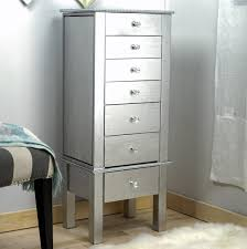 Hannah Jewelry Armoire ~ Silver Leaf | Hives And Honey Best 25 Jewelry Armoire Ideas On Pinterest Cabinet Home Decators Collection Hampton Harbor White Armoire Tunis 6drawer In Mint Innerspace Overthedowallhangmirrored Amazoncom Belham Living Harper Kitchen Ding Hives And Honey Haley Chocolate Standing Mirror Armoires Aledo Pier 1 Imports Hayworth Mirrored Antique Ava Swivel Cheval Hayneedle