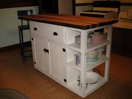 KitchenAna White Rustic X Kitchen Island Double Diy Projects Cart On Wheels Carts Plans