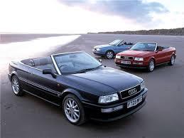 Audi Cabriolet Classic Car Review