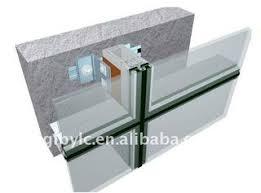 Jangho Curtain Wall Hong Kong Limited by Invisible Frame Curtain Wall China Suppliers 523160