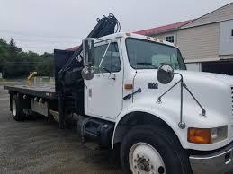 INTERNATIONAL Flatbed Trucks For Sale