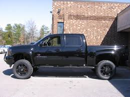 Chevrolet Silverado Nicely Lifted Truck | Lifted Trucks | Pinterest ...