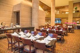 The Dining Room Sheraton Towers Singapore