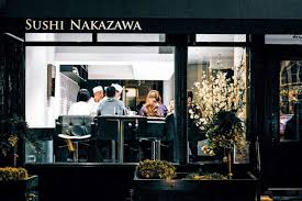 Sushi Nakazawa The Night I Stopped Ordering Takeout Life