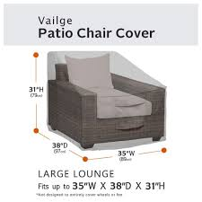Vailge Patio Chair Covers, Lounge Deep Seat Cover, Heavy Duty And ... Outdoor And Patio Fniture Covers Hammacher Schlemmer Keter Corfu Resin Coffee Table All Weather Plastic How To Macrame A Vintage Lawn Chair Howtos Diy Free Cliparts Download Clip Art Buy Rectangular Waterproof Pool Side Gram Chaise Cover Inspiring Design Ideas With Lowes Amazoncom Vailge Lounge Deep Seat And For