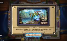 Hearthstone Shaman Murloc Rush Deck by Hearthstone Heroes Of Warcraft Releases New Murloc When You