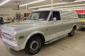 100 1948 Chevy Panel Truck Budville Motors LLC