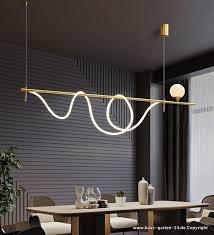 moderne led kronleuchter wohnzimmer esszimmer licht