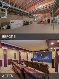 naperville basement before after pictures sebring