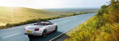 Continental GT Speed Convertible Black Edition