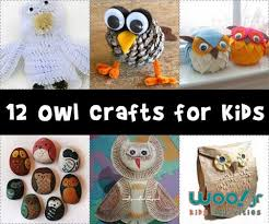 12 Owl Crafts For Kids