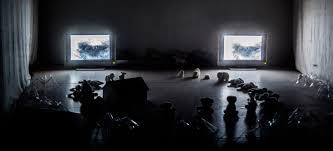 chambre et poésie et image chambre et antichambre performance et