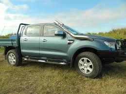 100 Truck Snorkel Ford Ranger PX 32L AAA Exhaust Fabrications