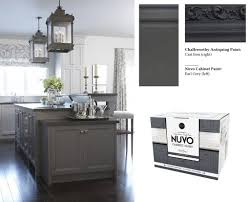 Nuvo Cabinet Paint Video by Get The Look For Less Grey Glam U2013 Giani Inc