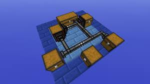 Minecraft Automatic Pumpkin Farm 1112 by Extra Utilities By Rwtema Kreezcraft