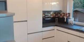 nolte küchen modell lacklaminat weiß möbel spanrad