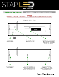 18w led t8 glass light non ballast compatible starled co