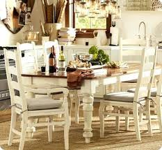 Farmhouse Dining Table Set Cool More Best Design Interior