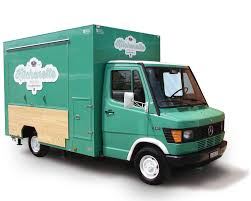 Food Trucks For Sale: We Build And Customize Vans, Trailers ...