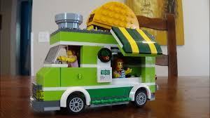 100 Taco Food Truck Custom Lego MOC YouTube