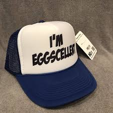 100 Maverick Trucking Reviews Im Eggscellent Trucker Hat Vintage The Regular Show Promo Etsy