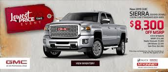 McKinney Buick GMC | New & Used Cars |Plano Gmc Sierra 1500 Lease Incentives Prices Winonamn 2019 Reviews Price Photos And New 2500hd Denali 4d Crew Cab In Delaware T19011 Starts At 34995 For The Extended Diverges From Silverado With Unique Box Tailgate North Bay Vehicles Sale Visit Handy Buick Near Burlington Swanton Car Dealership Albany Ny Goldstein Bonander Turlock Serving Modesto Gmcs Quiet Success Backstops Fastevolving Gm Wsj Mdgeville
