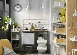 leicht aufgebaute miniküche für minimalisten ikea österreich