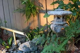 Garden Ideas Diy Path Designs For Rustic Bamboo Plant Decoration
