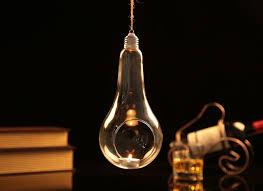 wholesale 30pcs x dia8 14cm hanging glass bulb tealight candle