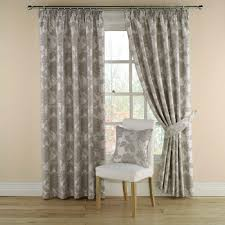 Teal Blackout Curtains Pencil Pleat by Buy Montgomery Medici Grey Lined Pencil Pleat Curtains 229cm Wide