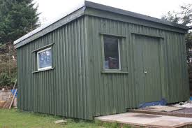 shed cladding projects workshop tours and past mistakes
