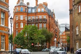 100 Kensington Church London UK September 8 2016 Residential Aria Of
