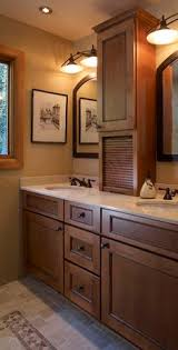 Bathroom Vanity Top Towers by Ideas For Home Decor Cabinet Design Traditional Bathroom And