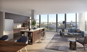 100 Tribeca Luxury Apartments New Yorkstyle Luxury Apartments Come To Nationals Park Area