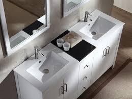 Bathroom Double Vanity Dimensions by Bathroom Standard Bathroom Vanity Depth 41 Ace 60 Inch