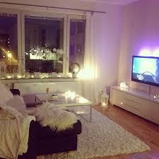 Id Love A Cute Little One Bedroom Apartment Looking Over The City So Cozy And Warm With Beautiful View Minus Tacky Shiny Furniture Of Course