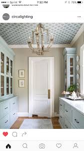 Ceilings In Kitchen And Livingroom | New House Ideas In 2019 ... Bathroom Tile Idea Use The Same On Floors And Walls Great Blue Lighting False Ceiling Designs With Fan Creamy 30 Awesome Diy Stenciled Ceilings That Exude Luxury With Pictures Best 50 Pop Design For Roof Zacharykristen Curtains Ideas Coolwer Curtain Small Bold For Bathrooms Decor Home Pictures Depot Panels Trim Lights 3203 25 Tile Ideas Small Bathrooms And How To Remove Mold Anti Attic Rooms 21 Ways To Capitalize On Your Top Floor Bob Vila Inspiring 20 Basement Budget Check
