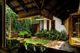 100 Garden Home Design The House Calicut De Earth The Architects Diary