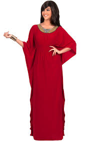saffiana maxi dress with beaded necklace and long sleeves