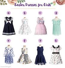lovely easter dresses for women and girls