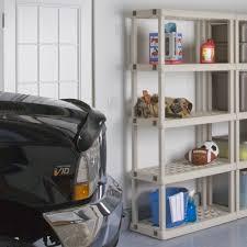 Sterilite 2 Shelf Utility Cabinet by Amazon Com Sterilite 01558501 5 Shelf Unit With Light Platinum