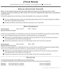 Successful Resume Examples 2016 Example Of Effective Sample Samples