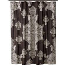 Gray Ombre Curtains Target by Target Shower Curtain Ebay